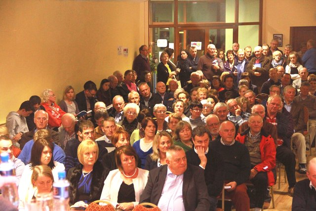 Donoughmore Book Launch Attendance